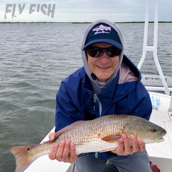 October Redfishing in Texas