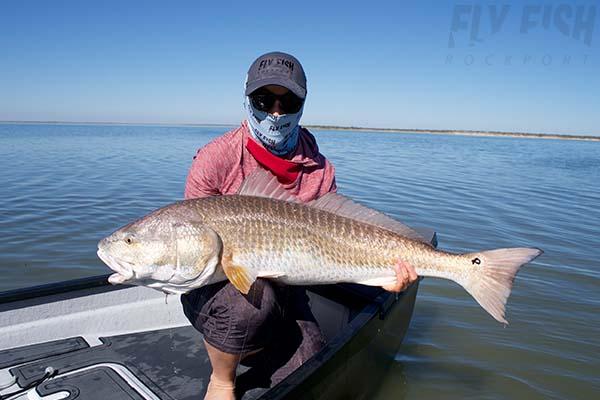 Texas Bull Redfish