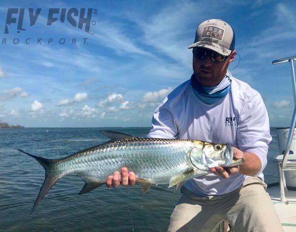 Texas Tarpon Fishing