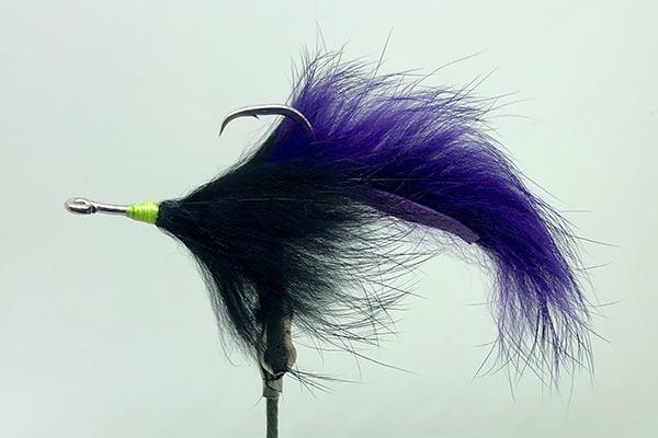 Tarpon Bunny Purple