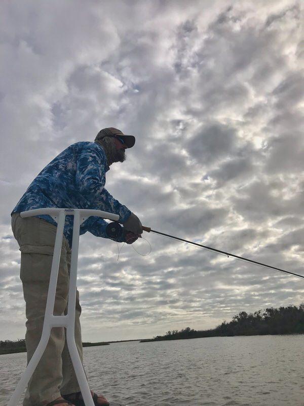 Texas Flats Fishing Guide