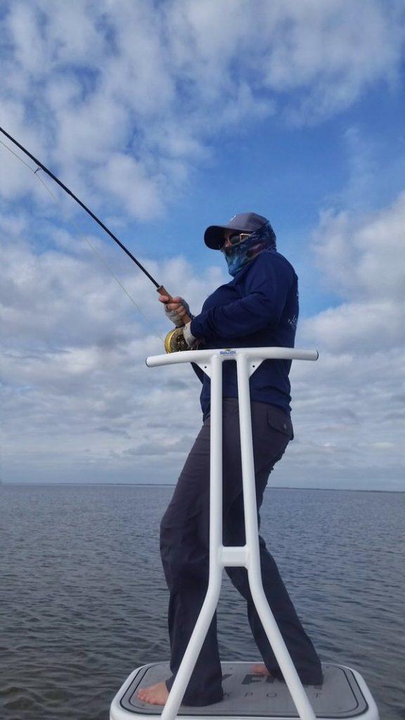Texas Fly Fishing for Redfish
