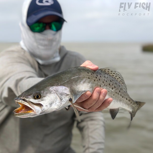 trout fishing rockport texas
