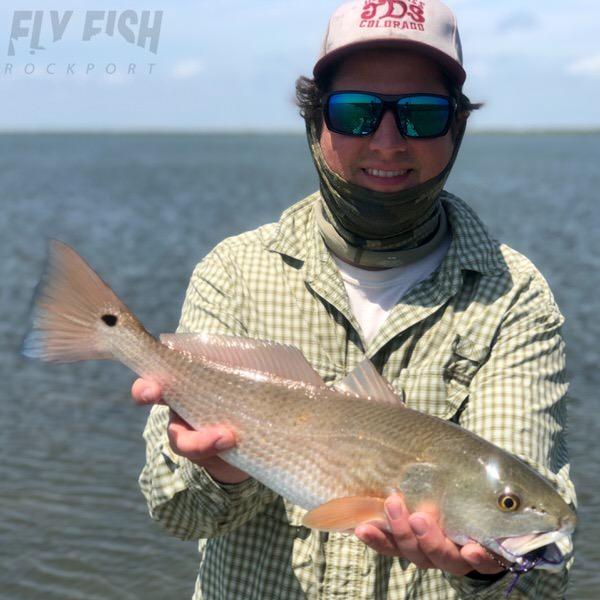 Flats Fish Texas Redfish