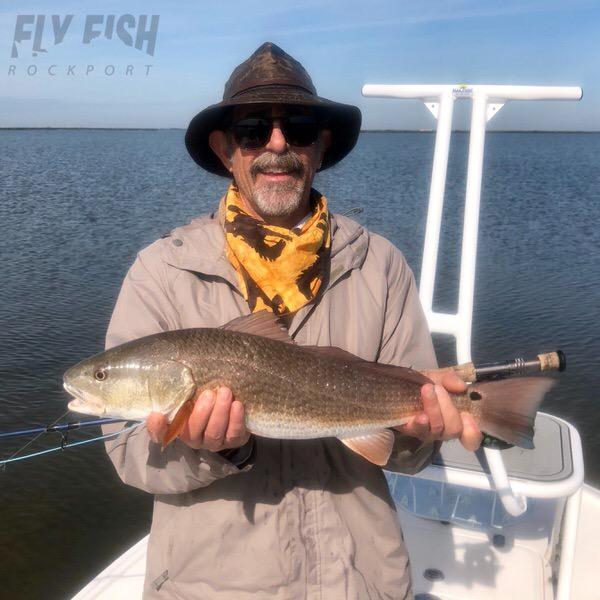 Flats Fish Texas Reds