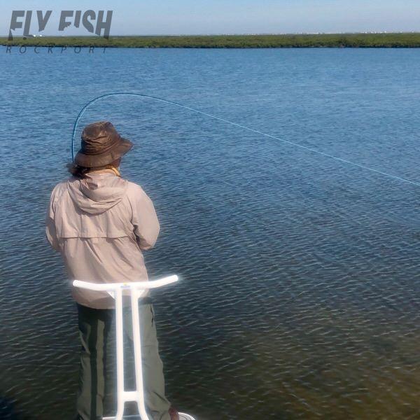 Flats Fishing Rockport Texas