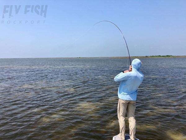 fly fishing rockport texas