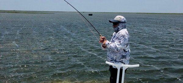 May Fishing in Rockport Texas
