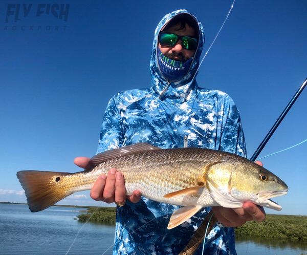 October Fly Fishing in Texas