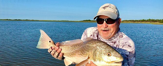 Fly Fishing Texas Redfish