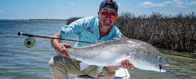 Bull Redfish Port Aransas Texas